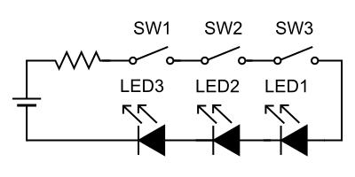 不思議な直列回路
