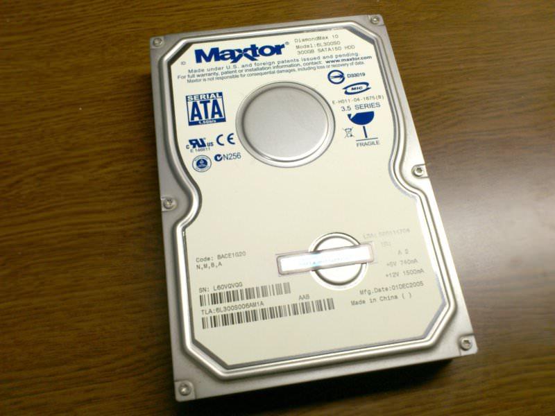 Maxtor 300GB