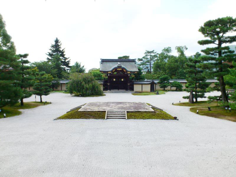 大覚寺 勅使門