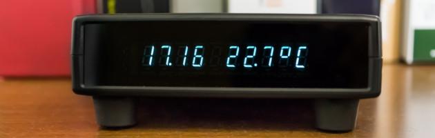 vfd時計