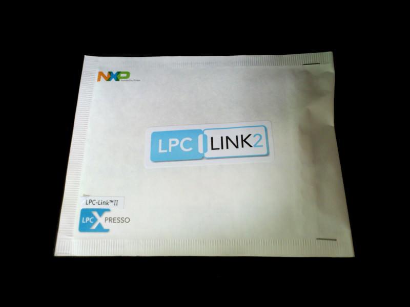 LPC-Link2の袋
