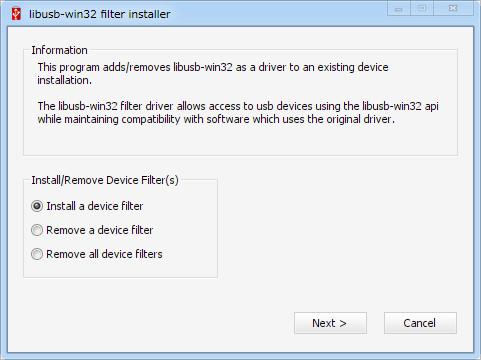 filter installer