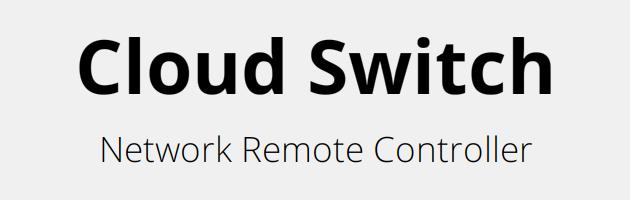 Cloud Switch