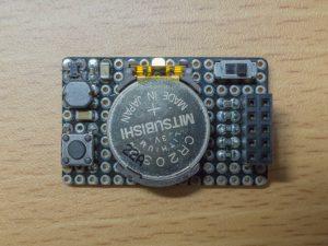 LEDの抵抗値選定テスター 外観