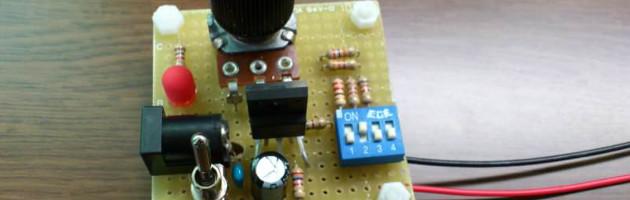 dc12v可変電源