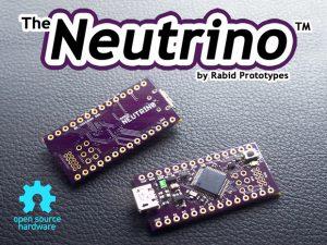 Arduino互換 - Neutrino