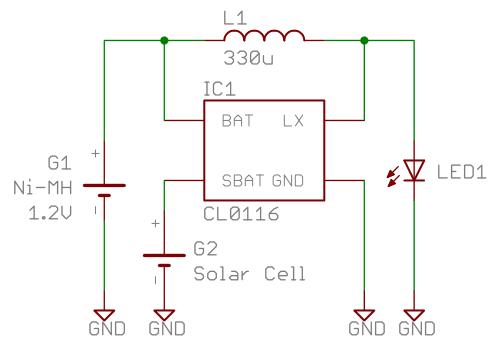 CL0116 基本回路