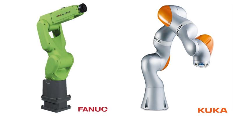 協働ロボットの比較