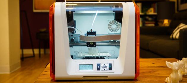3Dプリンター ダビンチ Jr