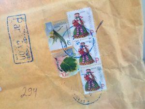 ウクライナの切手
