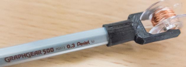 ワイヤリングペンの自作