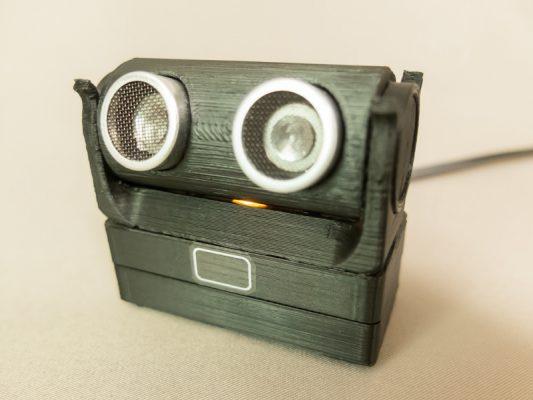 LEDインジケータも搭載