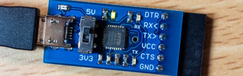 USBシリアル変換器_banner