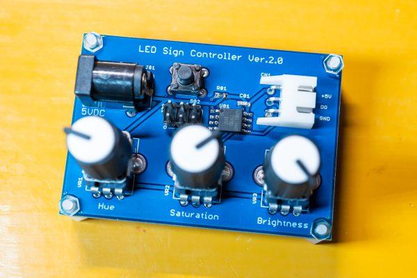 LEDサインコントローラ
