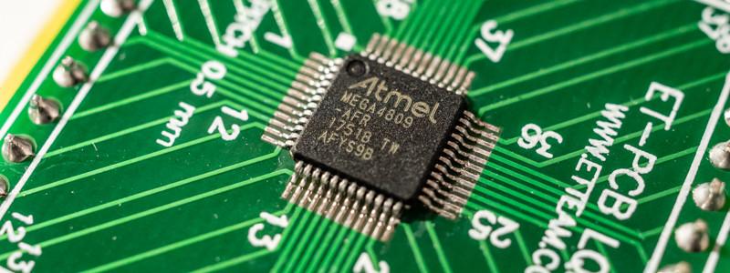 ATmega4809でLチカしてみた