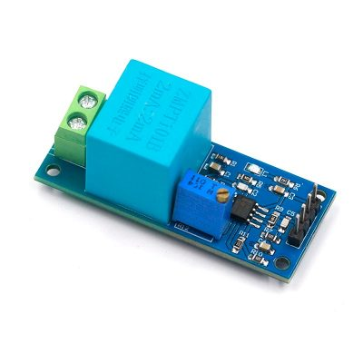 AC電圧測定モジュール